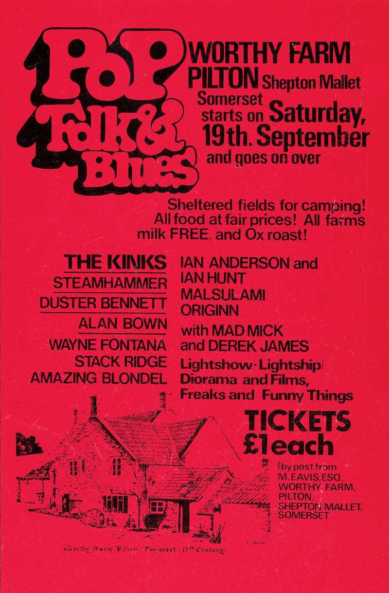 glastonbury festival see tickets
