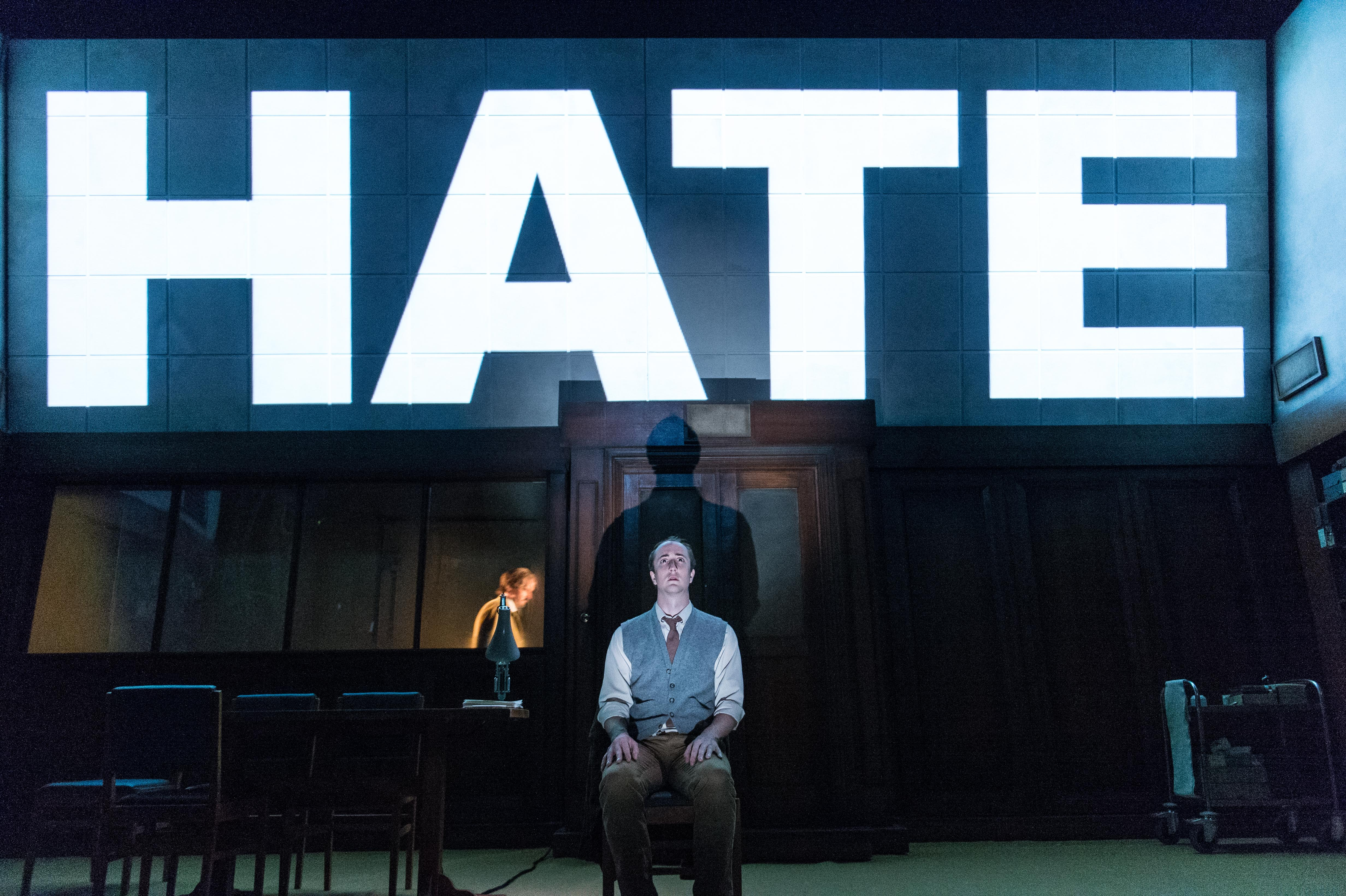1984 14 Matthew Spencer (Hate)